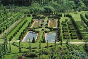 Historischer Garten